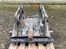 Bevestigingen en snelwisselingen Attache rapide Quick coupler CW-45H.5.N pour excavateur