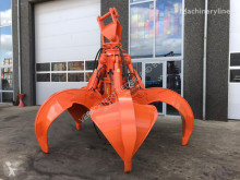 Equipamientos maquinaria OP cuchara de mordazas Orange peel grapple GSH-2800