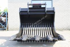 Equipamientos maquinaria OP Verachtert RR-6-120-160-S Pala/cuchara usado