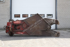 Equipamientos maquinaria OP Pinza Pinza de demolición Verachtert VHS-40 Metal scrap shear
