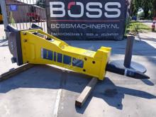 Equipamientos maquinaria OP Martillo hidráulica MB1200 Rebuild 2020