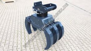 Equipamientos maquinaria OP pinza EH Holzgreifer passend für MS10 mit Thumm 615H