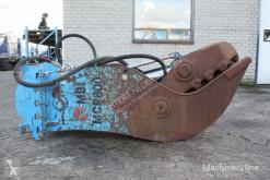 Equipamientos maquinaria OP Pinza Pinza de demolición MBI MCP800
