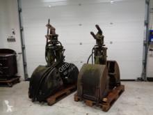 Equipamientos maquinaria OP pinza koop zandgrijper/grijpbak/knijpbak