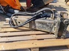 Equipamientos maquinaria OP Martillo hidráulica Promove MHD150