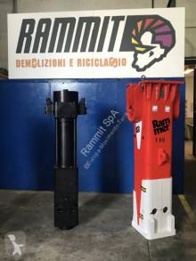 Equipamientos maquinaria OP Martillo hidráulica Rammer 2568