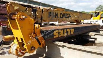 Krupp lift arm Bras de grue Tramos Extensiones Pluma GMK 4060 pour grue mobile GMK 4060