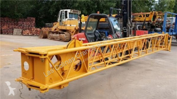 Equipamientos maquinaria OP Brazo de elevación Krupp Bras de grue Jip (Plumin) GMK 4060 pour grue mobile GMK 4060