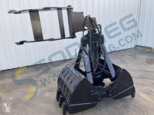 Clam shell Terrassement 850mm - ouverture 1500mm - Noix Verachtert CW30S