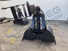 Equipamientos maquinaria OP cuchara de mordazas Terrassement 650mm - ouverture 1600mm - attache Verachtert CW30S