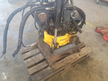 Engcon EC214 used hitch and couplers