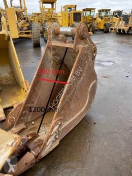 تجهيزات الأشغال العمومية 530 mm Used قادوس مستعمل