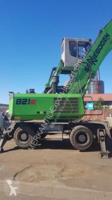 Escavadora escavadora de rodas SENNEBOGEN K11 821E