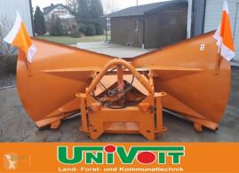 Equipamentos de obras Schmidt Keilpflug K 3 für Unimog - MB trac lâmina lamina para neve usado