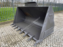 Volvo L120 H bucket with teeth New godet neuf