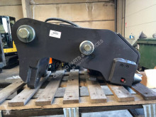 Mecalac hitch and couplers 714 MC