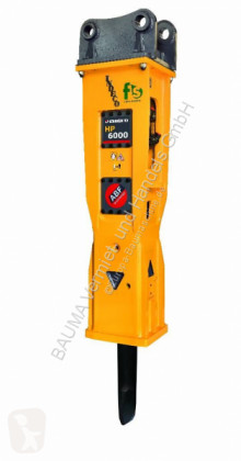 Marteau hydraulique Indeco HP 6000 FS