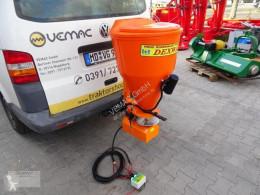 Distributore di fertilizzanti organici Salt Drog 100 Liter Streuer ATV Radlader PKW Elektro NEU