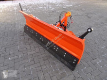 Vybavenie stavebného stroja radlica snehová radlica Smart 160 160cm Schneeschild Schneeschieber Schneepflug Neu