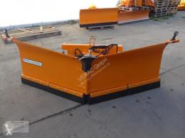 Vybavenie stavebného stroja radlica snehová radlica Vario Profi 200 Schneepflug Schneeschild Schneeschieber