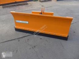 Vybavenie stavebného stroja radlica snehová radlica Standard 180cm Schneepflug Schneeschieber Schneeschild NEU