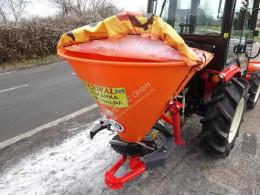 Salzstreuer Düngerstreuer Streuer Trichterstreuer 500 Liter Distributore di fertilizzanti organici nuovo