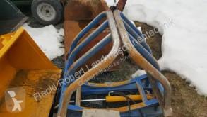 Vybavenie stavebného stroja drapák