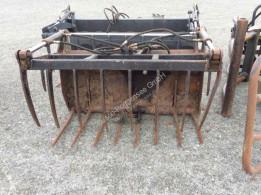 Vybavenie stavebného stroja lopata Schäffer Dunggabel mit Greifr