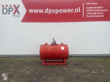 Materiaal voor de bouw Diesel Fuel Tank 1.250 Liter - DPX-99079 tweedehands overig materiaal