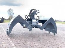 Dræg KGU800 | Schalenknijper | Rotator | 800ltr