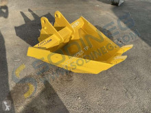 1000 / 300mm - Axes 50mm used trapezoidal bucket