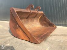 Vybavenie stavebného stroja lopata Verachtert CW40