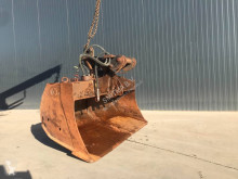 Vybavenie stavebného stroja Wimmer A-LOCK KL.3 lopata ojazdený