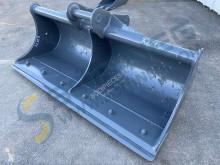 1800mm - Axes 65mm skovl til rensning af grøfter/kanalanlæg brugt