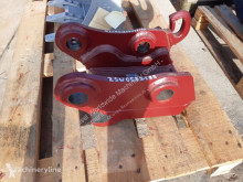 Engates rápidos e componentes Attache rapide Hydraulischer Schnellwechsler KHS03HD pour excavateur
