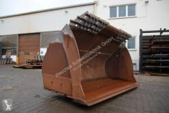 Equipamientos maquinaria OP Pala/cuchara Cuchara de pala cargadora Reschke
