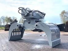 تجهيزات الأشغال العمومية خطاف Zijtveld Grijpers S803-D | 950KG | 12 ~ 20 T | CW30 | Sorteergrijper