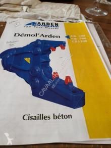 تجهيزات الأشغال العمومية طاحونة Ardennes équipement