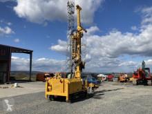 Drilling vehicle drilling, harvesting, trenching equipment JaNo HVS 257