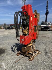 Vybavenie stavebného stroja MRZV 700