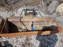 Vybavenie stavebného stroja lopata Henle Grabenräumlöffel schwenkbar 1200mm, MS03 Aufnahme