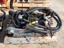 Equipamientos maquinaria OP Oilquick Attache rapide Vollhydr. Schnellwechsler OQ70/55, passend zu EW180 pour excavateur Enganches y acoplamientos usado