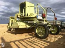 Equipamientos maquinaria OP barredora Atlas Copco