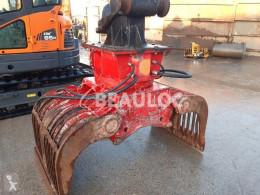 Equipamentos de obras garra pinça de selecção Rozzi RS 600