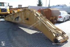Equipamientos maquinaria OP Brazo de elevación Caterpillar Bras de pelle long reach boom 18m pour excavateur