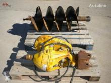 Equipamientos maquinaria OP taladro DANUSER DIGGER H8 200