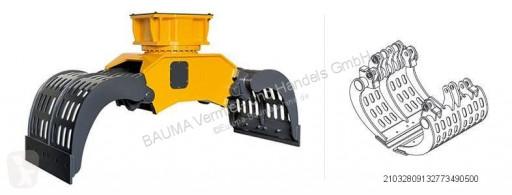 Equipamentos de obras Indeco IMG 2800 balde de Maxilas novo