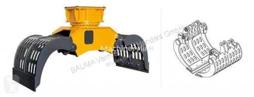 Equipamientos maquinaria OP Indeco IMG 1200 cuchara de mordazas nuevo
