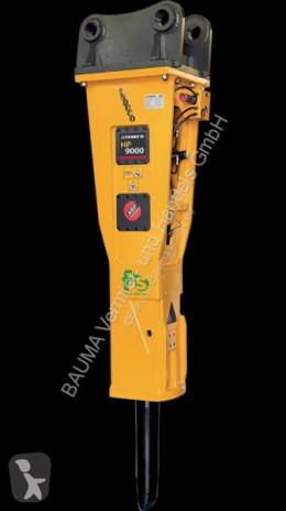 Equipamientos maquinaria OP Martillo hidráulica Indeco HP 9000 FS