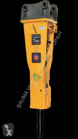 Equipamientos maquinaria OP Martillo hidráulica Indeco HP 7000 FS